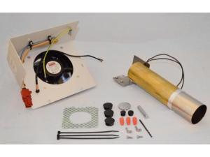QLAB Fan/Air Heater Retrofit Kit, 230V Series 1-79 (CV-60210-K)
